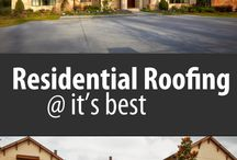 Commercial Roofing & Residential Roofing