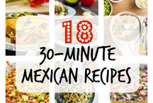 Recipes | Mexican
