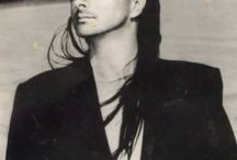 Steve  Perry / Great voice and sexy, handsome singer! I love him so much!!!!!