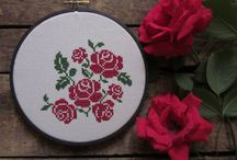cross - stitch