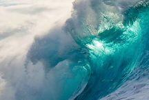 Ocean - Sea Photos / Photos on the sea and ocean waves, foam, splash, sunsets and sunrises.