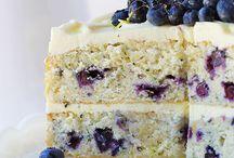 Zucchini sponge cake