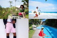 What to Wear on the Water / Bermuda is the place to enjoy the ocean and ocean sports, so make sure you're doing it in style! Check out our shopping recommendations here: http://bit.ly/ShoppingInBermuda