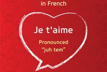 Valentine's Day: How to Say 'I Love You' in World Languages / Learn to say 'I love you' in a new language!