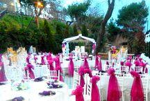İstanbul Kır Düğünü Mekanları / Kır düğünü için en güzel İstanbul'da düğün mekanları