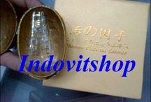 Egg gold Placenta Rp. 750.000
