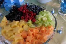 Десерты фруктовые
