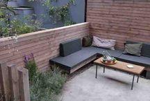 Patio / Ideeën voor de patio