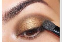 Eye make up!