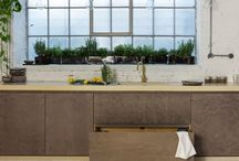 Timber and Wooden kitchens / Contemporary modern kitchens including Bert & May's own range