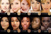 Maquillage / Application fond de teint