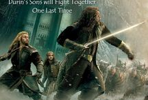 the hobbit battle of the five army's