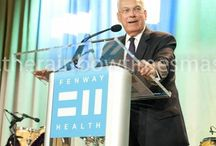 Boston Mayor Thomas M. Menino / Some of The Rainbow Times' coverage of Mayor Menino's Legacy and work to advance LGBT rights