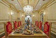 Jaimie Hilfiger Dining Room Couture  / Dining in Style