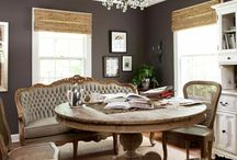 Decor Style / Rooms I love the look of