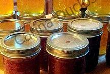 Jellies and jams