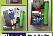 Pretend Play / by Creative Learning Fun