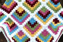 Crochet & knitting patterns