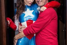 Super heroes party's / Riccardo birthday