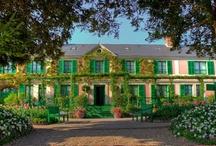 Garden/House of Monet Giverny