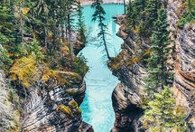Canada: to visit list