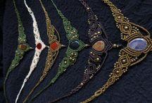 bijoux macramé
