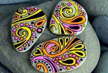 kamínky malované