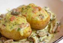 Cuisine / pommes de terre