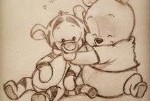 dessin mignon Disney