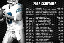 2015 Season / by Dallas Cowboys