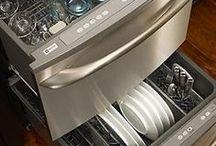 Drawer dishwasher