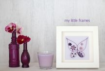 my works : paper quilling