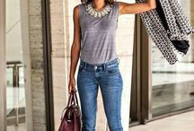 Outfits | Casual / by Jennifer Jean-Pierre