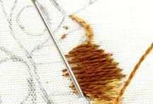 26 Malování jehlou/ Needle painting