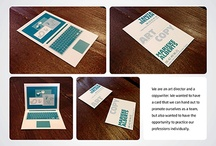 >> Cartões de visita