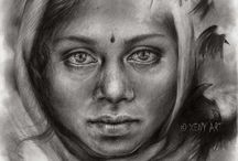 Xeny-Art / graphic works. drawings. sketches. illustrations