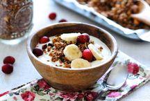 Petits déjeuners et brunchs (Petite Vanille) / Déjeuners, petits déjeuners et brunchs de mon cru sur mon blogue www.petitevanille.com