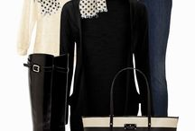 Outfits  / High waist, classy, minimalistic, girly & preppy