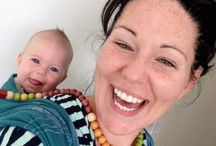 Baby Wearing / Baby wearing, fitness for Moms and babies