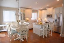 White Traditional Kitchen (remodels)