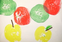 fruit and veg prints / by Elizabeth Benko