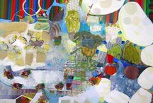 JOSETTE URSO Treehouse / Abstract paintings, March 19 - April 18, 2015 http://bit.ly/2bRsjO3