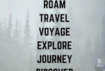 Travel Sprüche