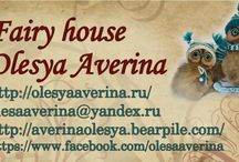 Fairy House by Averina Olesya