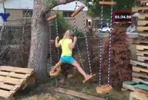 Obstacle course seuns
