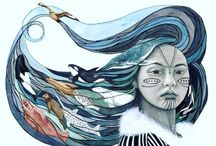 Sedna, The Inuit Goddess Of The Sea