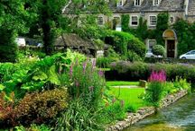 Bibury beautiful country