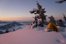 Amazing Campsites / Great places to camp and photos of awesome campsites. #camping #campsites #travel #outdoors #trxstle