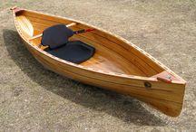 Barche di legno