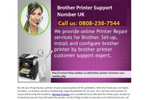 Brother Printer Customer Support Phone Number UK